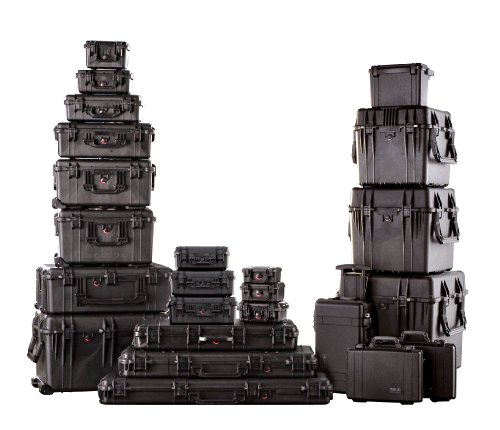 Pelican Storm cases in all sizes
