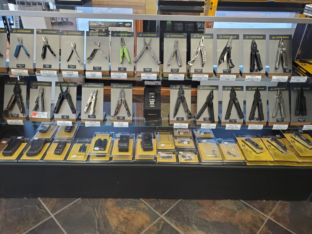 Flashlight Outlet is an authorized distributor of Leatherman Multi-tools and accessories