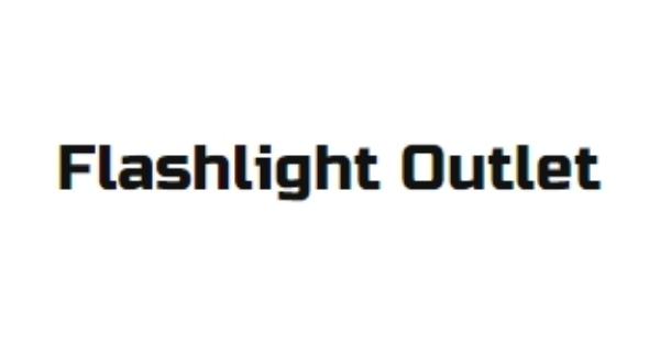 Flashlight Outlet and Tactical supply logo